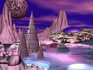 pyramids on different planets - photo #21