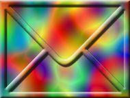 Desktop Wallpapers » 3D Backgrounds » Rainbow Letter » Www