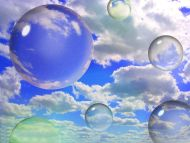 3d Bubbles Wallpaper: Desktop Wallpapers » 3D Backgrounds » Sky Bubbles » Www