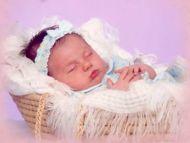 Sleeping Angel Girl