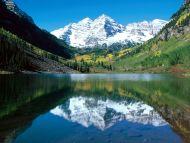 Desktop wallpapers natural backgrounds snow capped - Colorado desktop background ...