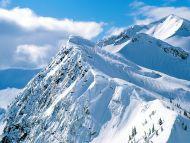 Snowy Peaks, British Columbia, Canada