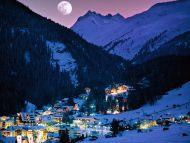 St. Anton at Arlberg, Tirol, Austria