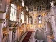 State Hermitage Museum, St Petersburg, Russia