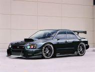 Subaru Wrx Zti
