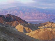 Sunrise Colors, Death Valley, California