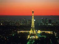 Sunset Vista, Paris, France