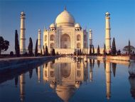 Desktop wallpapers natural backgrounds tajmahal india - Taj mahal screensaver free download ...