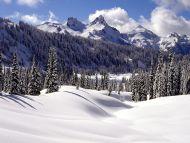 Tatoosh Range, Mount Rainier, Washington