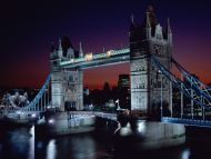Desktop Wallpapers Natural Backgrounds Tower Bridge At Night