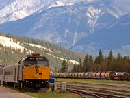 Train Tracks, Canada