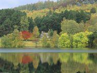 Tranquil Waters, Loch of Eileen, Scotland