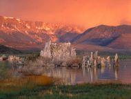 Tufa Formations, Mono Lake, California