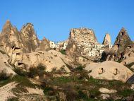 Uchisar Area, Cappadocia, Turkey