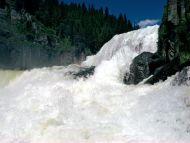 Upper Falls, Idaho