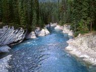 Vermillion River, Kootenay National Park, Canada