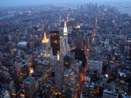 View Newyork from Sky