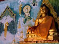 Wat Phra That, Doi Suthep, Chiang Mai, Thailand