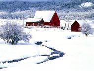 Winter Creek, Idaho