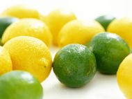 Yellow and Green Lemons